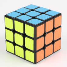 3x3x3 Cube Puzzle Magico Classic Toy Puzzle Magic Cube Fidget Speed Cube Educational Gifts Detachable(China)