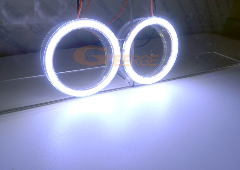 cob led angel eyes kit halo rings 2x70mm(5)