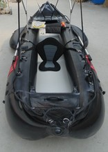 GTK435Goethe PVC Inflatable Kayaks with canopy