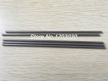 15pcs Stainless Steel 130 x 2.5mm Round Rod Shafts for RC Model