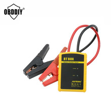 New Arrival Battery Tester AUTOOL BT BOX Support Android/ISO Powerful Function Automotive Battery Analyzer