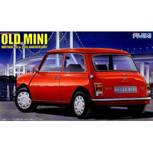12600# 1/24 Scale Model Car Kit RS-96 OLD MINI MAYFAIR 1.3i&25th Anniversary 1/24 Scale KIT plastic model kit