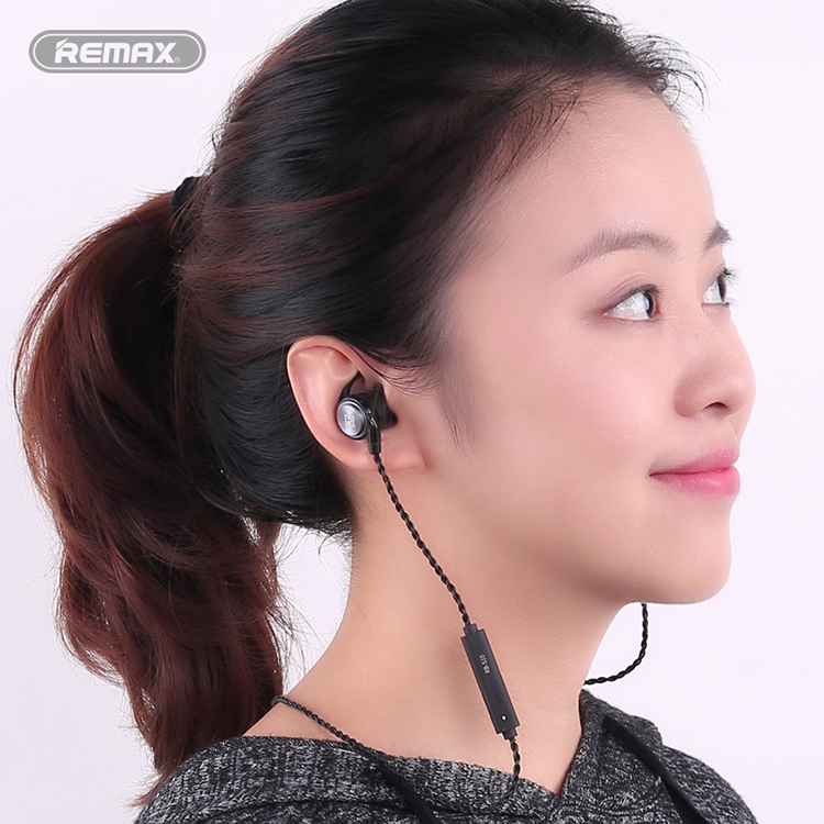 Remax Sport Magnetic Bluetooth Headphones Running Wireless Earphone Noise Reduction Stereo Headset With Mic For Iphone Xiaomi LG<br>