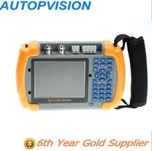 3.5inch TFT LCD CCTV Tester ST3000S ST4000S Professional Security Installation Tool Surveillance Camera Video Test PTZ Tester(China)