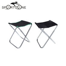 Portable Folding Fishing Stool Chair Seat For Outdoor Camping Festival Picnic BBQ Beach With Bag Lightweight Fishing Tackle Tool