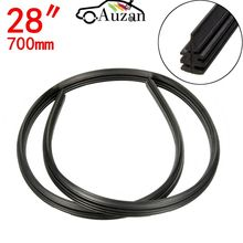Universal 28 700mm Windscreen Wiper Blade Strips Wiper Blades for Car Bus Van Truck Soft Rubber