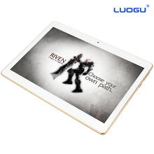 LUOGU T9 10 inch Original 3G Phone Call SIM card Android 4.4 Quad Core CE Brand WiFi GPS FM Tablet pc  2GB 16GB  Tablet Pc