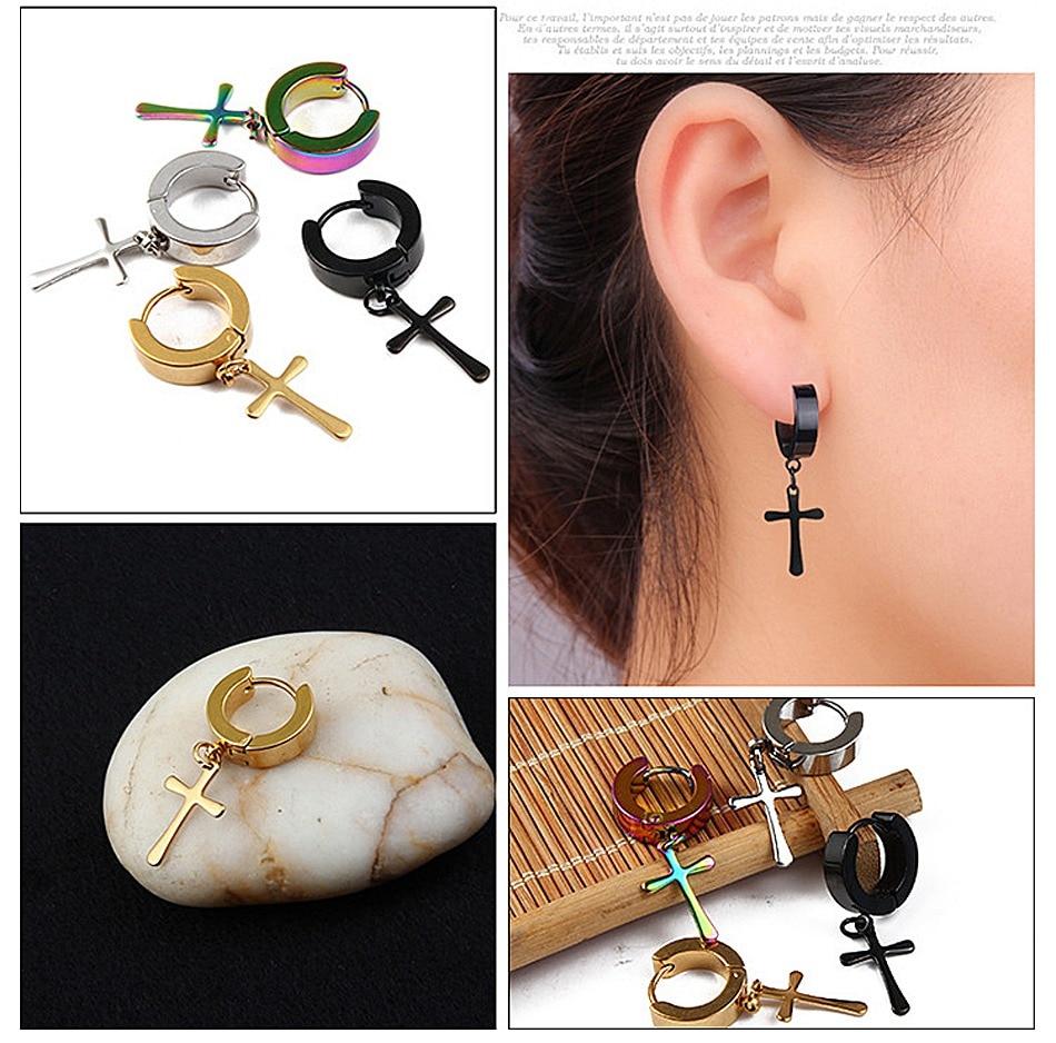 D-earrings