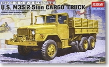 ACADEMY 13410 US M35 2.5-ton transport truck(China)