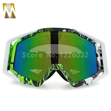 New Motocross Goggles Motorcycle Glasses Cycling Outdoor Off Road Moto GP Motorcross Motorbike Bike(China)