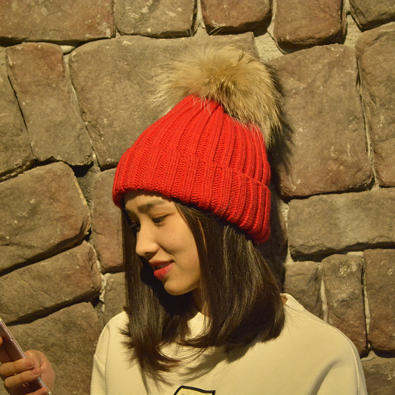 New fashion women winter hat knitted hat cute girl warm winter hat leisure all-match sweet girlОдежда и ак�е��уары<br><br><br>Aliexpress