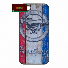 Ford Mustang Boss Funny Logo Phone Cases Cover For iPhone 4 4S 5 5S 5C SE 6 6S 7 Plus 4.7 5.5  z1097
