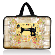 "Sewing Machine Soft 17"" 17.3"" Inch Laptop Notebook Carry Case Bag Pouch Sleeve Cover"