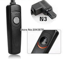 RS-80N3 Camera Remote Control Shutter Release Switch for canoN 5DIII/40D/50D/5D/20D/7D /10D(China)