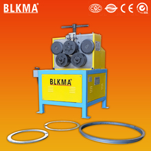 BLKMA hot sale Brand Electric angle steel roll forming machine Angle iron roll, Angle Steel Round Pipe Rolling Machine(China)