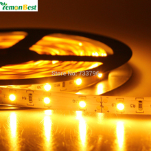 5M/roll RGB LED Strip SMD 3528 DC 12V 300 led backlight tv With RGB /Cold /Warm White For Home Garden Lighting