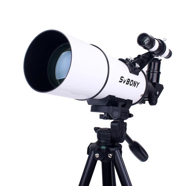 SVBONY 80mm Refractor Telescope Fully Coated Glass Optical 54 (15)