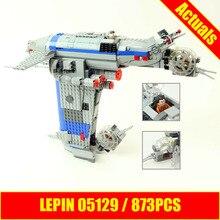 Конструктор Lepin Star Plan Бомбардировщик Сопротивления 873 дет. 05129