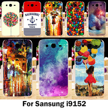 Chocolate Candies Mobile Phone Cases For Samsung Galaxy Mega 5.8 I9150 GT I9152 9150 9152 Case Covers  Paintbox back Hood Shell