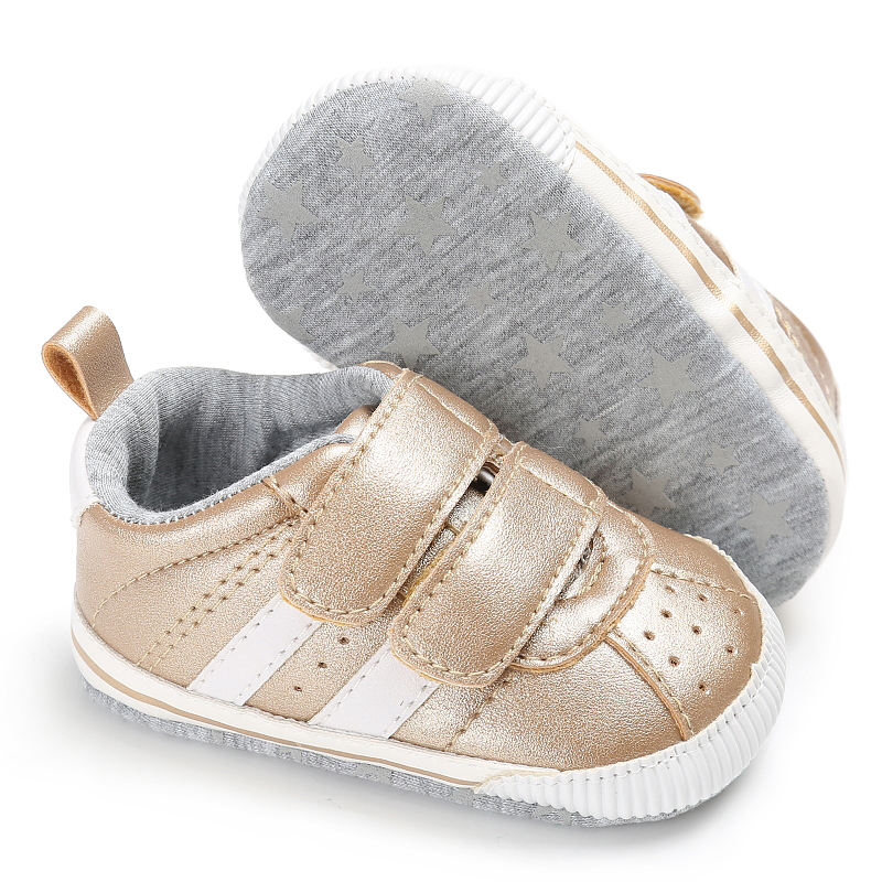 Fashion PU Leather Baby Moccasins Newborn Baby Shoes For Kids Sneakers Infant Indoor Crib Shoes Toddler Boys Girls First Walkers 23