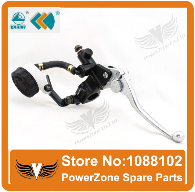Universal 7/8 22mm Motorcycle  Dirt Bike Motorcross Right  Hydraulic Brake  Master Cylinder  Lever Upper Oil Pump Free shipping<br><br>Aliexpress