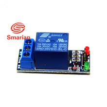 Official smarian 1 Channel Relay Module 5V Low Level Trigger Expansion Board Diy RC Toy Kit Electroincs Develop Learing Part Acc(China)