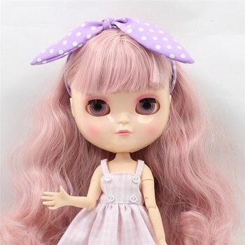 Livraison gratuite Nude Poupée GLACÉE 260BL1063/2352 Gris Rose cheveux le même avec maquillage, organe COMMUN, prix inférieur, 1/6 poupée, 30 cm