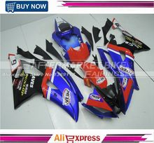 Thick Clear Coats Painted ABS Fairing Body For Yamaha Fairings YZF R6 08-14 Custom Design OEM Fitment Guarantee