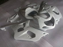Custom Fairing kit for SUZUKI GSXR600 750 K1 01 02 03 GSXR 600 GSXR 750 2001 2002 2003 ABS All white Fairings set+7gifts SK39
