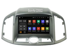 Android 7.1 Car Dvd Navi Player FOR CHEVROLET CAPTIVA 2012-2013 audio multimedia auto stereo support DVR WIFI DAB OBD all in one(China)