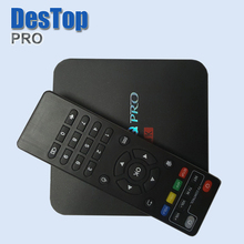 10PCS Amlogic S905X Android 6.0 4K Tv Box Mx Pro S905 Android 5.1.1 Tv Box 1G/8G full hd 1080p android tv box media player(China)