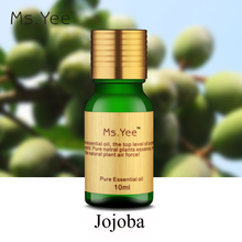 Pure Jojoba Oil for Hair Face Nails Breast& Sensitive Dry Skin Care Organic Carrier Oils for Body Massage Bath SPA Base Oil 50Ml(China)