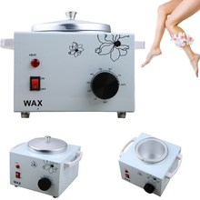 Wax Warmer Single Multifunction Depilatory Wax Machine Paraffin Wax Hand Treatment Adjustable Temperature Heater Hair Removal(China)