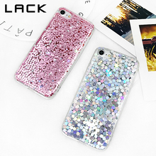 Buy LACK Fashion Glitter Sequins Phone Case iphone 6 Case iphone 6S 6 Plus Cases Colorful Shining Bling Cover Soft TPU Capa for $2.45 in AliExpress store