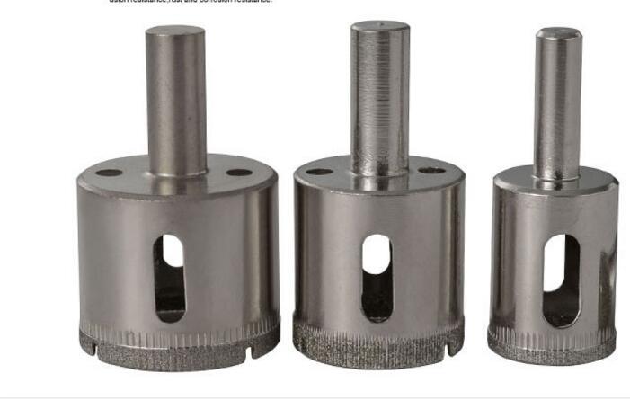 Diamond glass Drill Bit Drilling ceramic tile Jade beads marble  hole saw diameter 35-38mm<br><br>Aliexpress
