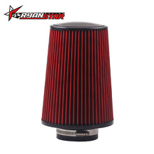 "RYANSTAR - Performance 3"" Air Filter 76mm and 240mm Height Cold Air Intake Air Filter N-Af001A(China)"