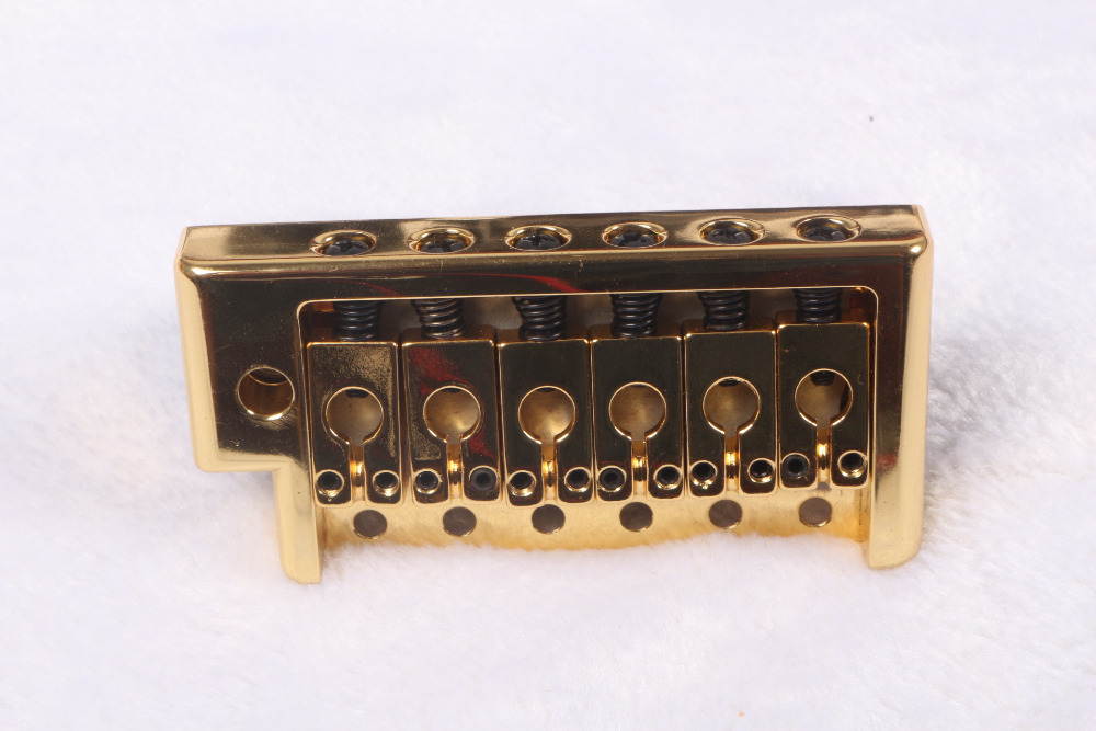 New Arrival Tremolo Saddle Guitar Bridge Metal Assembly for Electronic Guitar Wholesale Retail<br><br>Aliexpress