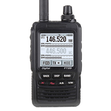 walkie talkie YAESU FT2DR Dual-Band 140-174/420-470 MHz FM Ham Two way Radio Transceiver yaesu ft2dr walkie talkie(China)