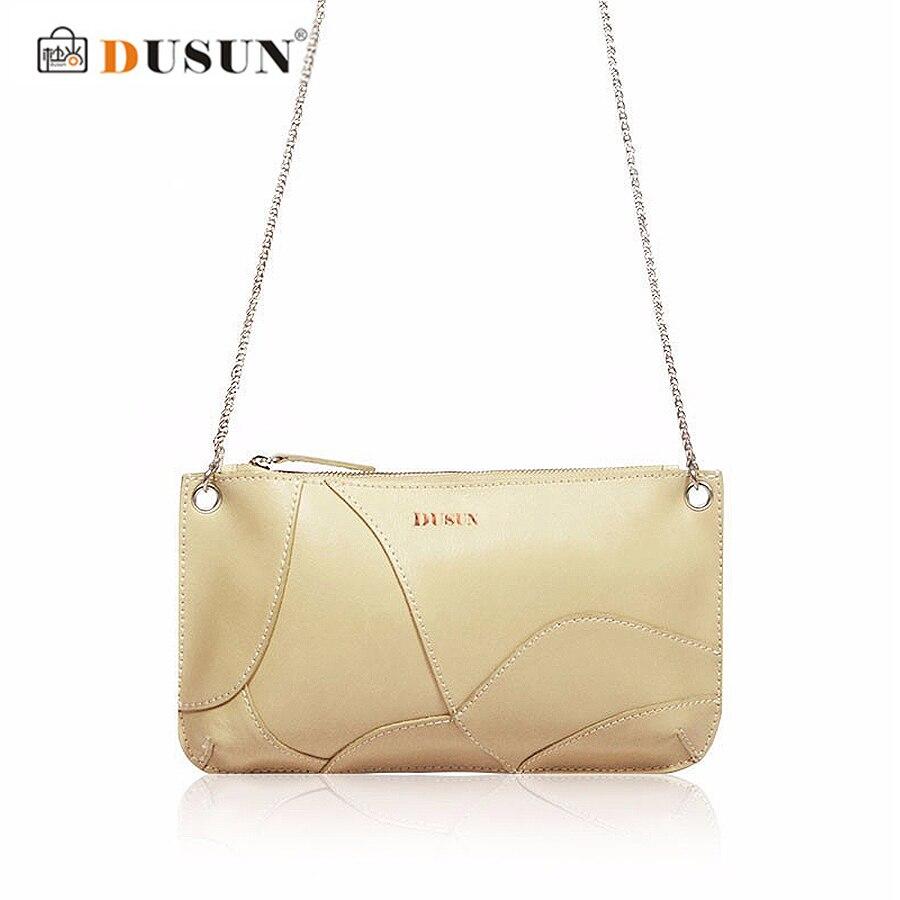 DUSUN Famous Brand Clutch Bag Genuine Leather Women Handbag Luxury Women Casual Shoulder Bag Vintage Handbags Bolsa Feminina<br><br>Aliexpress