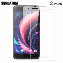 For HTC One X10 Tempered Glass Screen Protector Protective Film Guard Anti Explosion Anti-shatter