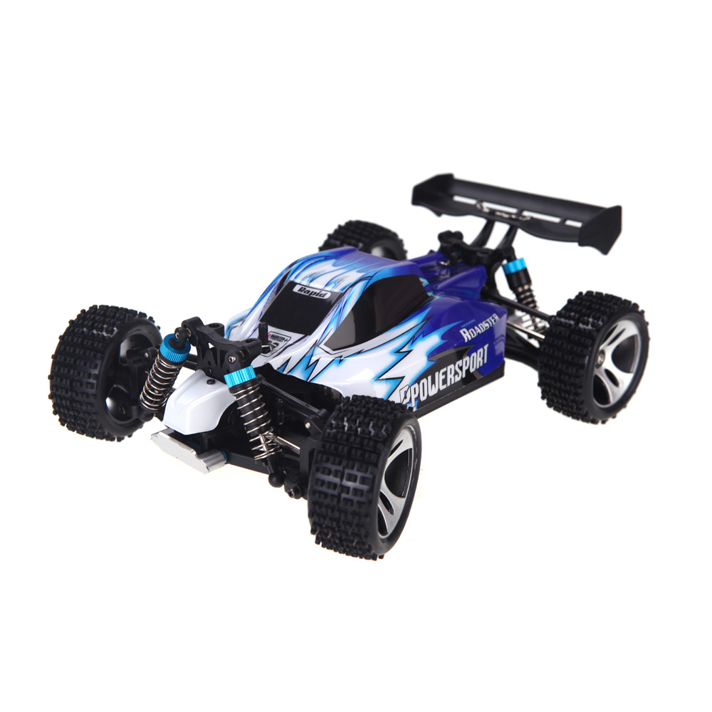 High Quality A959 Rc Car 50Km/H 1/18 2.4Gh 4WD Off-Road Buggy Rc Car Remote Control Toys for Children(China (Mainland))