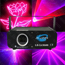Pink Animation dj lighting effects laser projector for disco club decoration and disco light