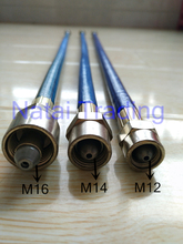 450mm top quality double ends welding resistant pressure 2500bar high pressure diesel pipe diesel tube(China)