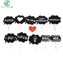 Paper Funny Romantic Baby Shower photographed Photo Props Party Favor gifts Dance event Birthday wedding decorations supplies