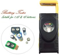 MS-228C Universal Battery Checker Tester for1.5V  AA AAA  9V 6F22, Retail and wholesale.Analog meter