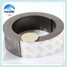 5 Meter flexible magnet 25mm Width 1.5mm Thickness Rubber Magnetic Strip Tape Flexible Magnet DIY Craft Tape(China)