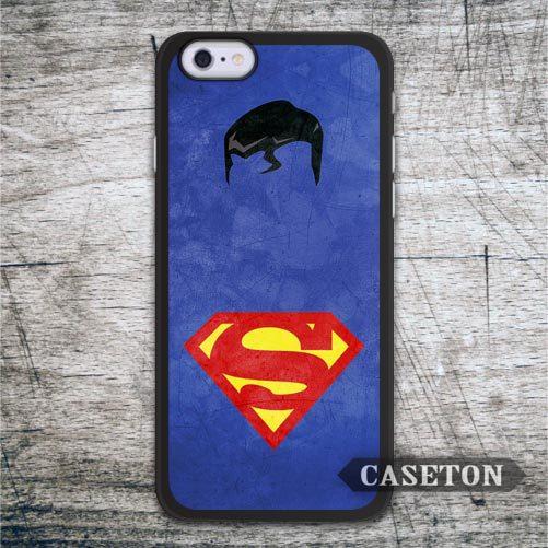 Classic Blue Superman font b Case b font For font b iPhone b font font b