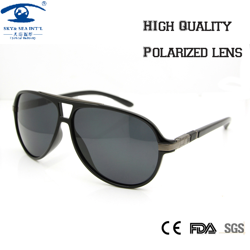 New 2017 High Quality Polarized Pilot Sunglasses Mens Outdoor Sports Sun Glasses for Men Vintage Drive oculos <br><br>Aliexpress