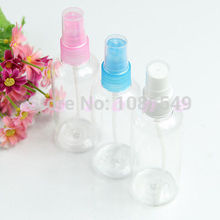 U119 1PC Makeup Tool Plastic Perfume Sprayer Atomizers Water Bottle Empty Pump 100ML
