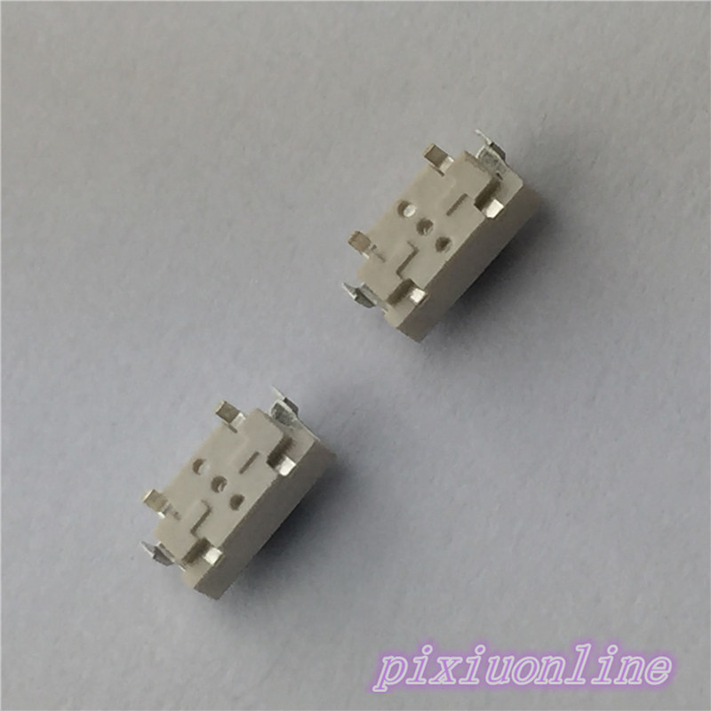 G71Y High Quality 50pcs/lot SMT 3X6X3.5MM 2PIN Tactile Tact Push Button Micro Switch G71 Momentary  Hot Sale 2017